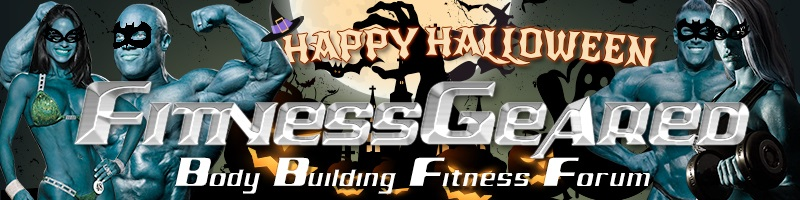 Fitness Geared - Body Building And  Fitness Community